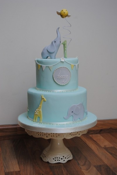 Different Ways With Christening Cakes Baby Cakes